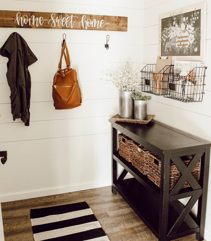 Our Fixer Upper Journey:Mudroom