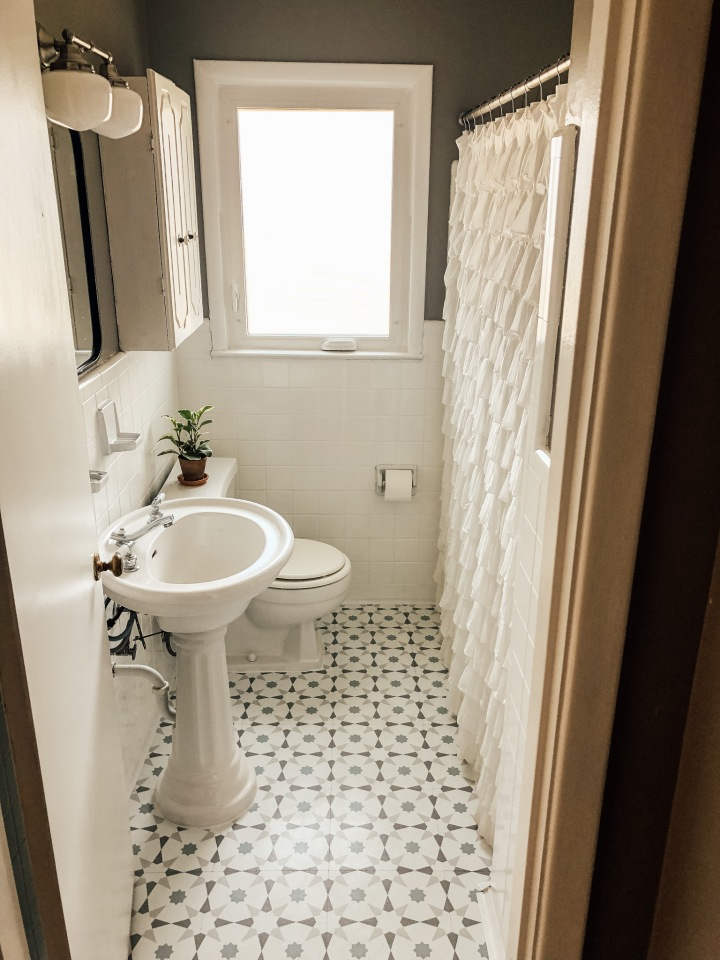 Our Fixer Upper Journey:Bathroom